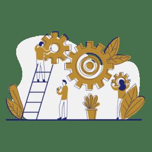 Un interlocuteur disponible tout au long du processus